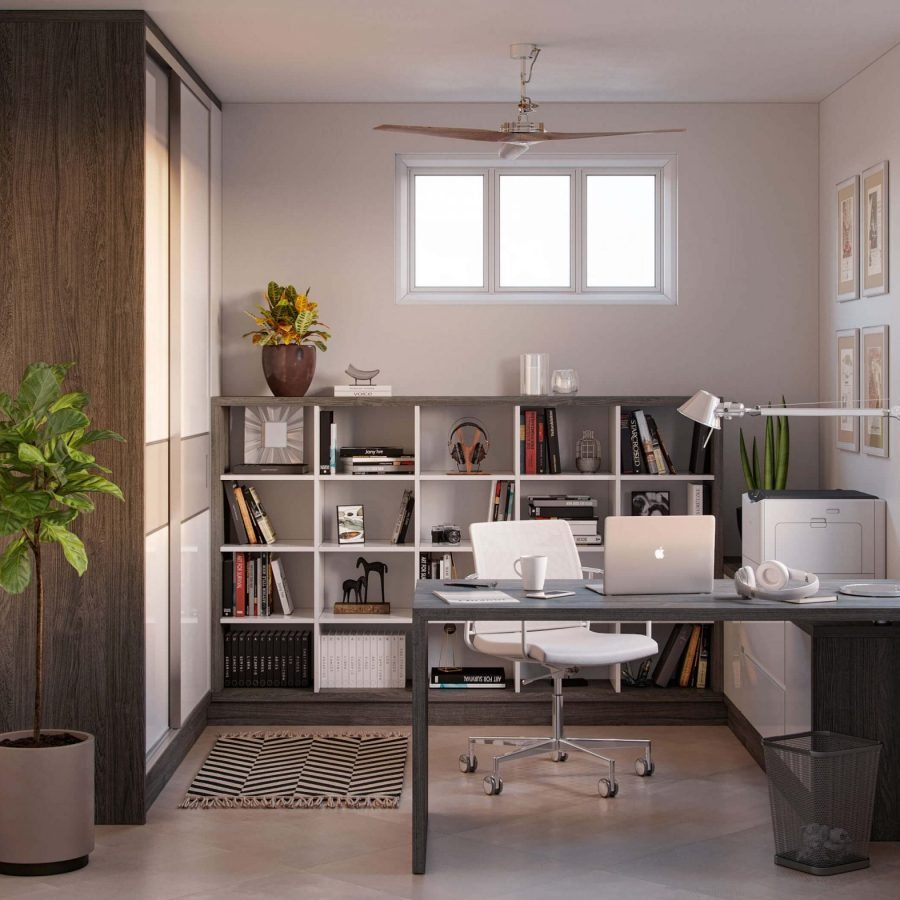 Fiited Home Office Furniture