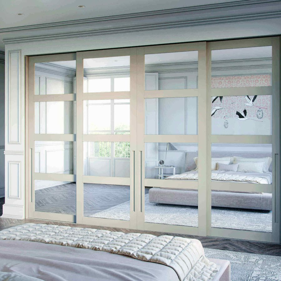 Futted Furniture - Fitted sliding Door Wardrobe